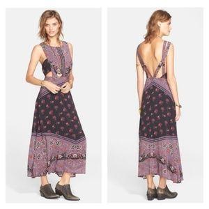 Free People Sunrise Oblivion Maxi Dress